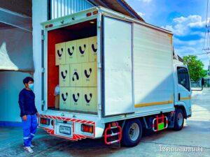 บริการ รถรับจ้างขนของรังสิต ติดตามการขนส่งได้ตลอด 24 ชั่วโมง